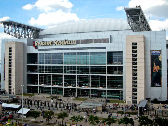 Reliant Stadium: Home of the Houston Texans